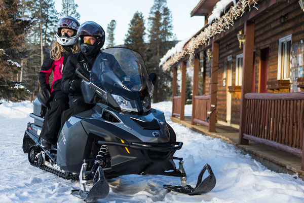 Snowmobile Tours - Okanagan Recreational Rentals Ltd.