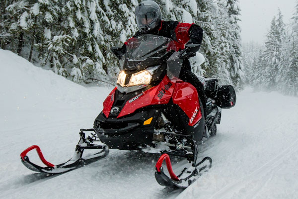 Snowmobile Rentals - Okanagan Recreational Rentals Ltd.